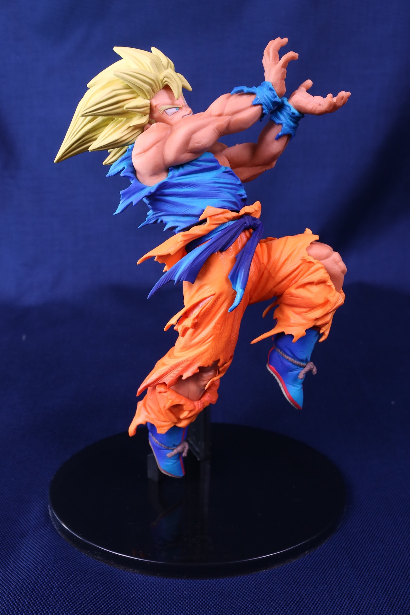 ドラゴンボールZ BANPRESTO WORLD FIGURE COLOSSEUM 造形天下一武道会 其之一 玩偶写真