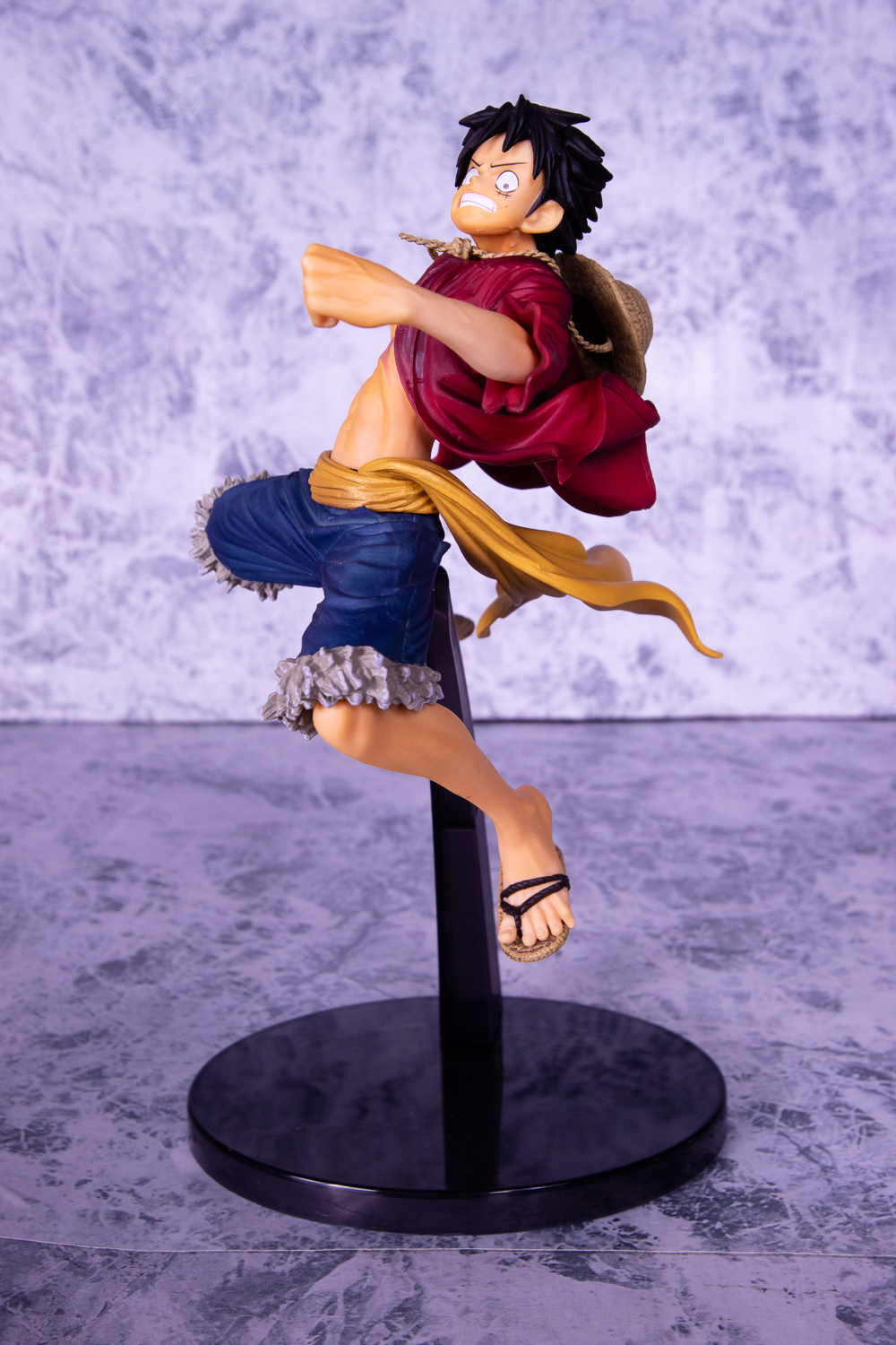 One Piece Monkey D Luffy Banpresto World Figure Colosseum Zoukeiou Bwfc Special Collection Figure Toys & Hobbies