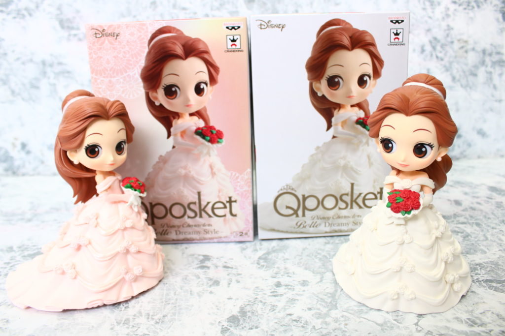 4d736807c レビュー】Q posket Disney Characters -Belle Dreamy Style- | 【クレ ...